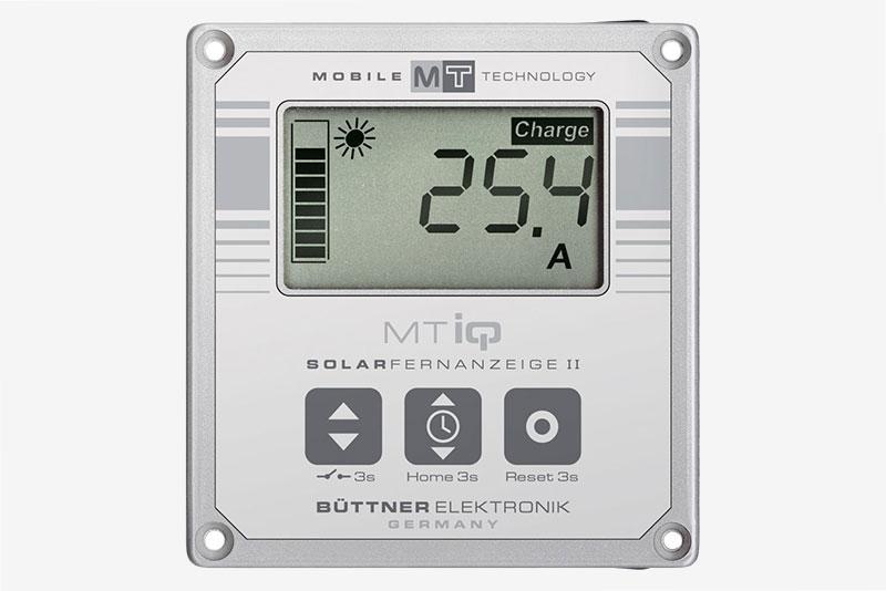 Solaranlage Regler